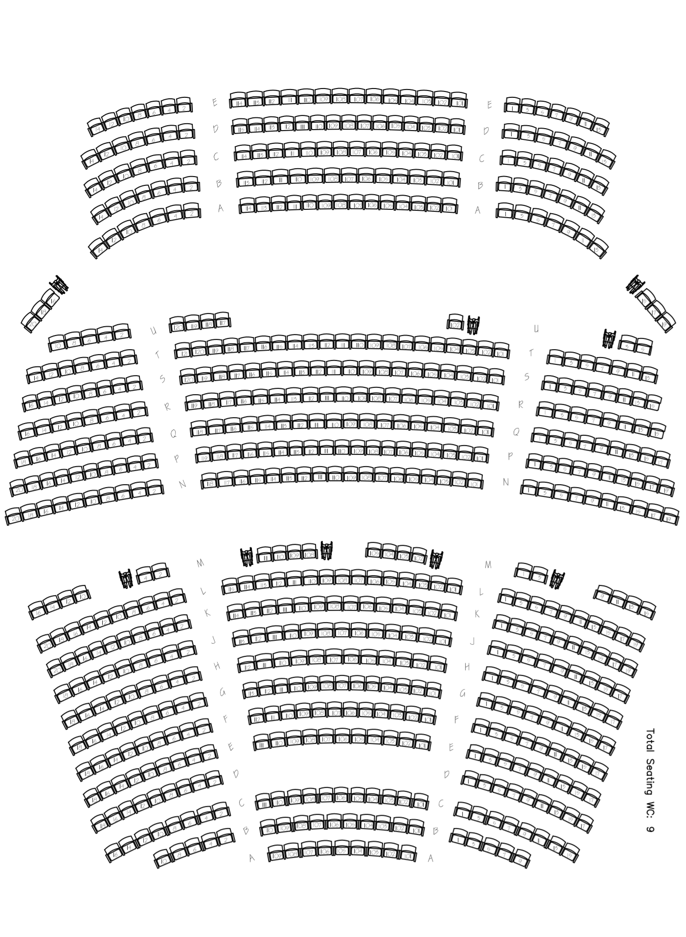 available seats are reserved and you do not meet the reserve capacity requirements